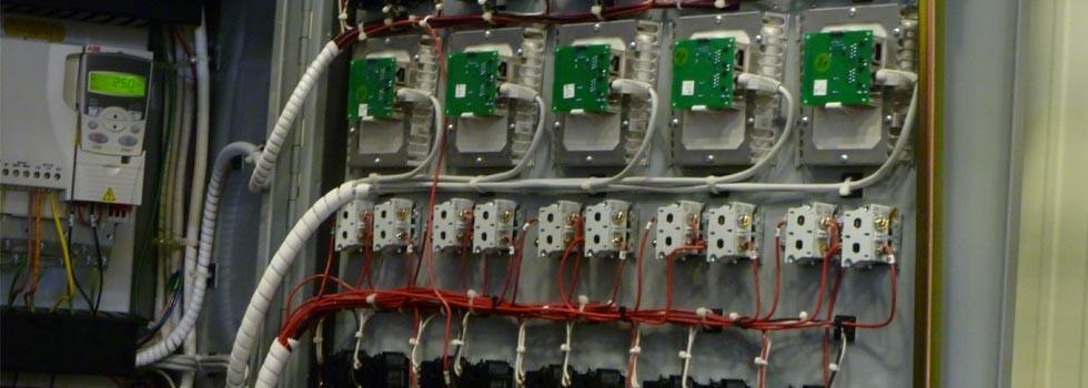 M R Stoner Electric Motors Control Board Electrical