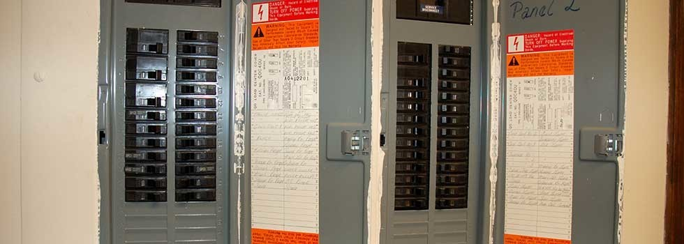 Panel Upgrades, Breakers, Electric Panels, Electrical Breaker Box, NC
